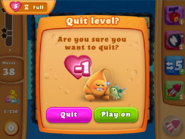 Quitting level HTML5 v2