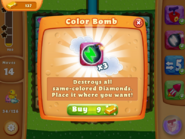 Color Burst splash HTML5