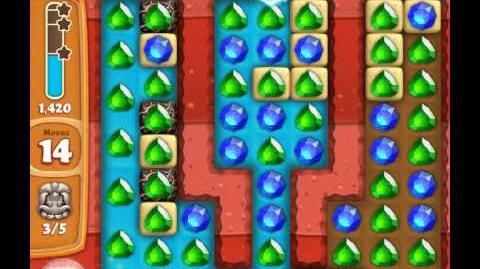 Diamond Digger Saga Level 107