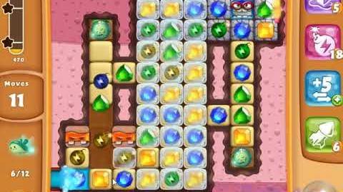 Diamond Digger Saga Level 1478 - NO BOOSTERS SKILLGAMING ✔️