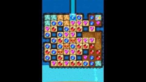 Diamond Digger Saga Level 1076 - NO BOOSTERS