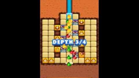 Diamond Digger Saga Level 1047 - NO BOOSTERS