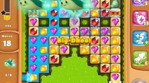 Diamond Digger Saga Level 1446 - NO BOOSTERS - SKILLGAMING ✔️