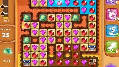 Diamond Digger Saga Level 1495 - NO BOOSTERS SKILLGAMING ✔️-0