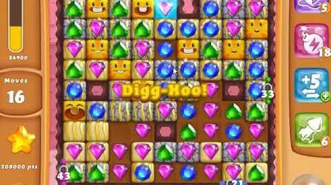 Diamond Digger Saga Level 1480 - NO BOOSTERS SKILLGAMING ✔️