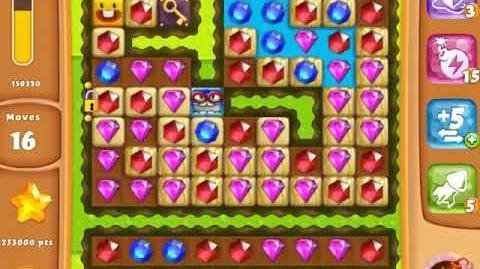Diamond Digger Saga Level 1451 - NO BOOSTERS - SKILLGAMING ✔️