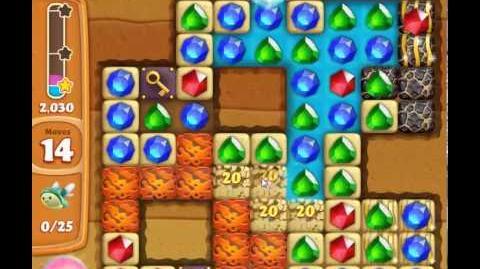 Diamond Digger Saga Level 208