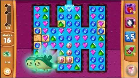 Diamond Digger Saga Level 1548 - NO BOOSTERS SKILLGAMING ✔️