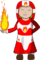 FireMageMonster