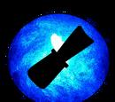 Blue Chisel Orb