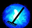 Blue Rake Orb