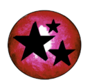 Red Mana Star Orb
