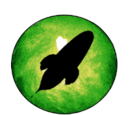 Green Rocket Orb