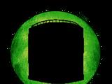 Green Oil Storage Orb