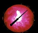 Red Magic Wand Orb
