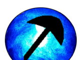 Blue Pickaxe Orb