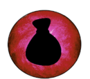 Red Combat Loot Orb