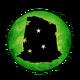 GreenEmpoweredRockOrb