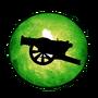 GreenCannonOrb