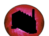 Red Charcoal Factory Orb