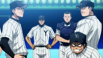 Yakushi High School Diamond No Ace Wiki Fandom