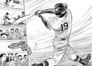 Masashi swings