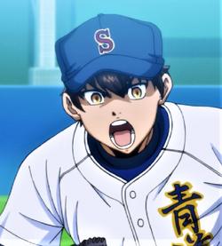 Sawamura Act 2 anime