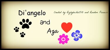 Di'angelo and Aza logo finished