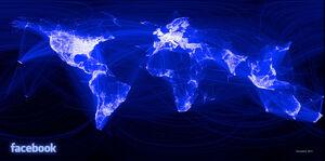 FB map 2010