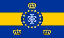 Triarchy Flag
