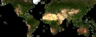 Victoria II Terrain Map 2019
