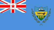 Diarchy Flag (British Colony)