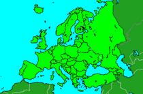 Ovi Europe Map