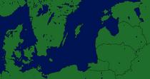 Baltic map borders