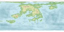 Ubriri map