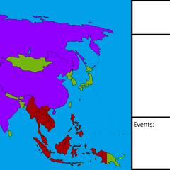 Asian Map 2019