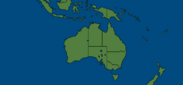Oceania with no names