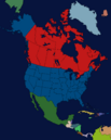 PickleSickle Mapping's v2 North America Map 2019