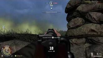 Verdun 9th bot wave in Squad Defence Mode