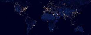 Night Map