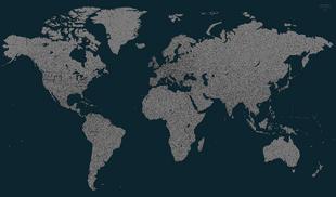 Map of ze Vorld