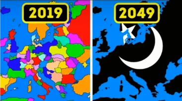 alternate future of europe map Nobody Showed You The Alternate Future of Europe Like This (SMART