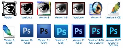 Adobe-photoshop-history