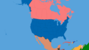 Aimless' North America Map 2019