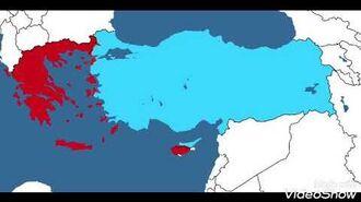 Turkey vs Greece War Scenario