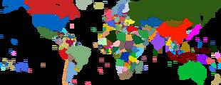Victoria II Map 2019
