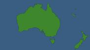 Oceania Map TMT
