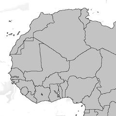 North hemisferic Africa and Macaronesia
