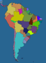 SouthAmericaBrazilStates