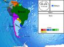 América do Sul melhor versão
